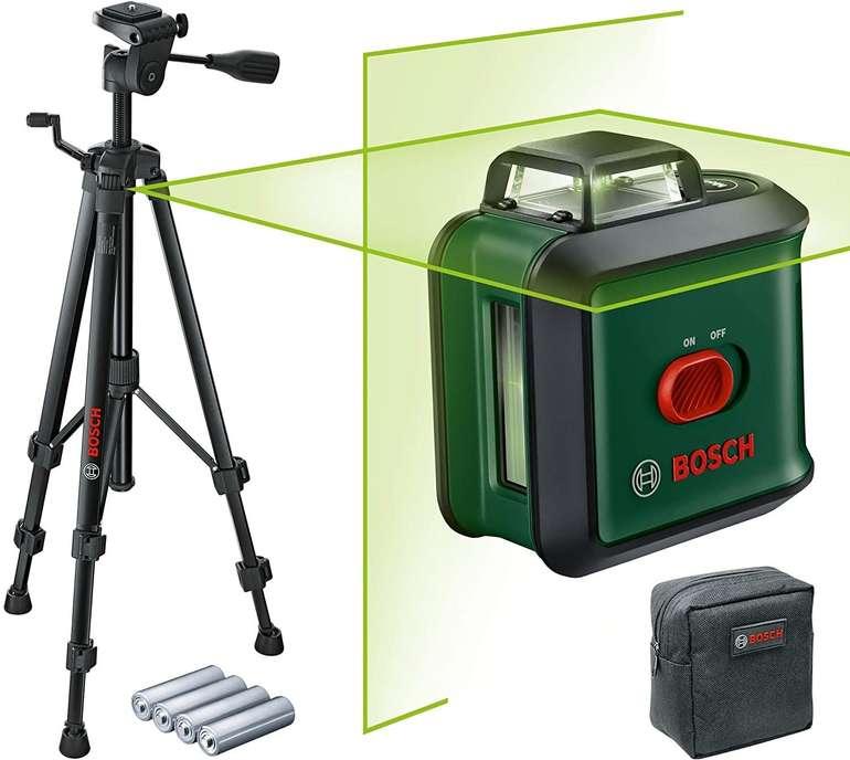 Bosch UniversalLevel 360 Kreuzlinienlaser (0603663E03) für 105,99€ inkl. Versand (statt 144€)