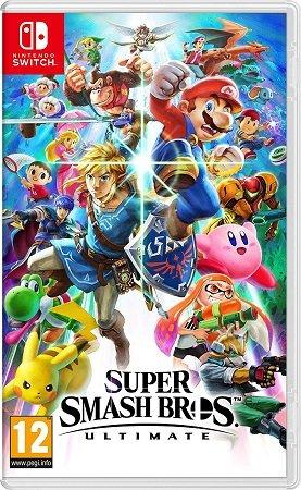 Nintendo Switch: Super Smash Bros. Ultimate für 43,80€ (statt 52€)