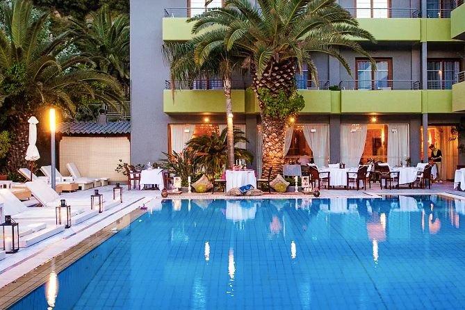 Skiathos Griechenland: 5* La Piscine Art Hotel im DZ für 2 Personen ab 58€ pro Nacht inkl. kostenlose Stornierung
