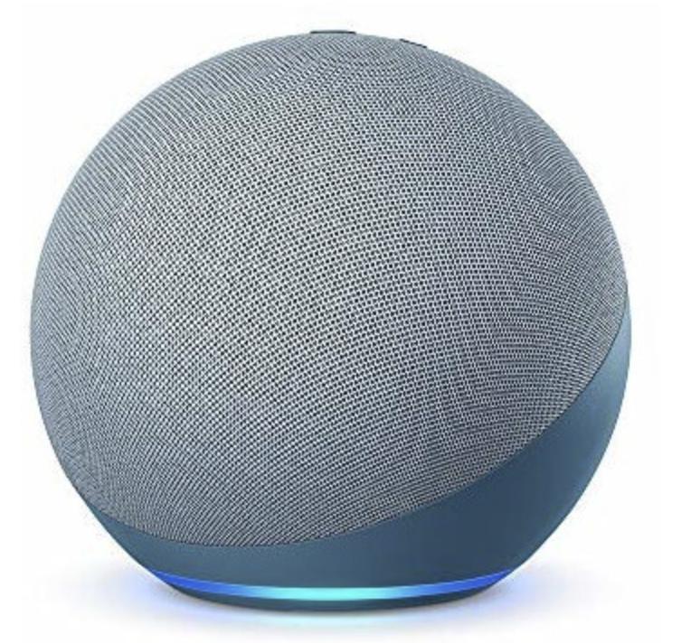 Amazon Echo (4th Gen) Kabellose Systeme in Grau für 59€ inkl. Versand (statt 90€)