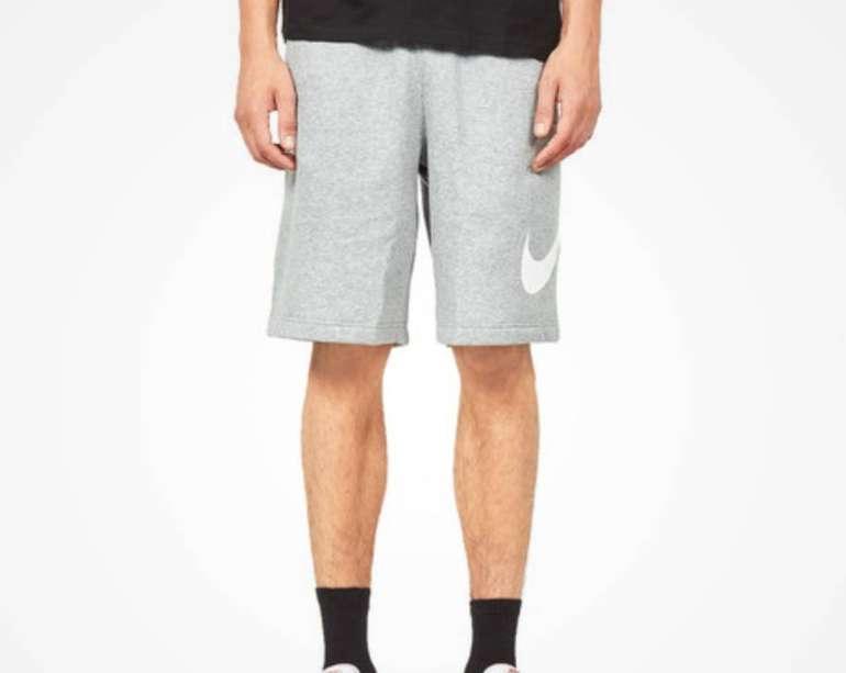 Nike Herren Club Shorts (versch. Farben) für 24,96€ inkl. Versand (statt 30€)
