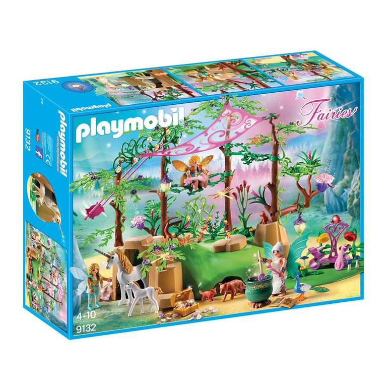 Playmobil® Fairies - Magischer Feenwald (9132) für 28€ inkl. Versand (statt 45€)