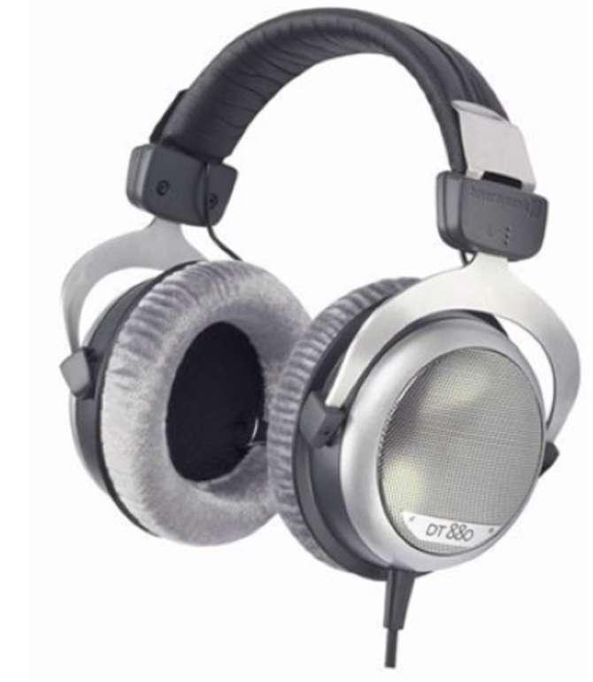 Beyerdynamic DT 880 Edition (250 Ohm) Kopfhörer für 129,95€ inkl. Versand (statt 159€)