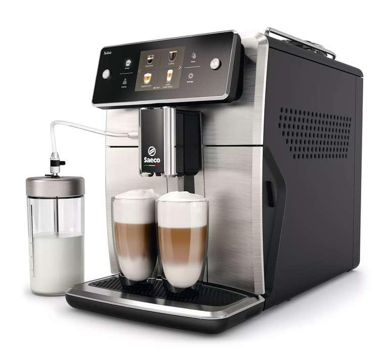 Philips  Saeco SM7683/10 Xelsis Kaffeevollautomat für 848,99€ inkl. Versand (statt 1048€)