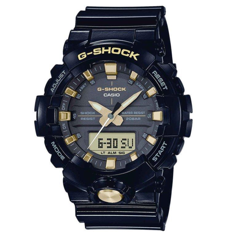 Casio G-Shock Herrenuhr GA-810GBX-1A9ER für 55,99€ inkl. Versand (statt 100€)