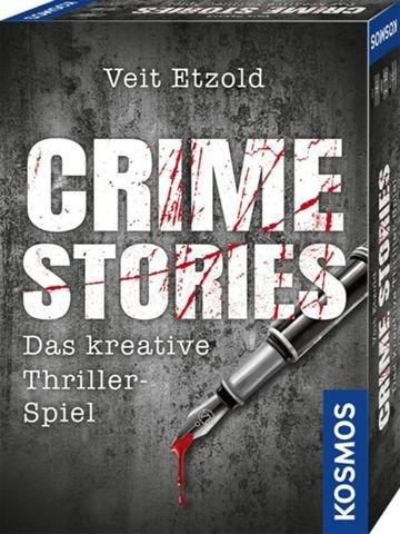 Kosmos Crime Stories - Das kreative Thriller-Spiel (69522) für 11,39€ inkl. Versand (statt 15€)