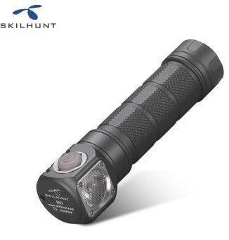 Skilhunt H03 Winkel-Taschenlampe mit 1200 Lumen für 28,10€ inkl. Versand