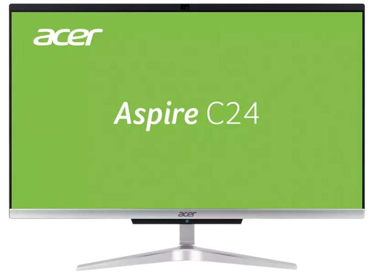 Acer Aspire C24-96 All-in-One PC mit 24 Zoll (i5 Prozessor, 8 GB RAM, 512 GB SSD) für 629,99€ inkl. Versand