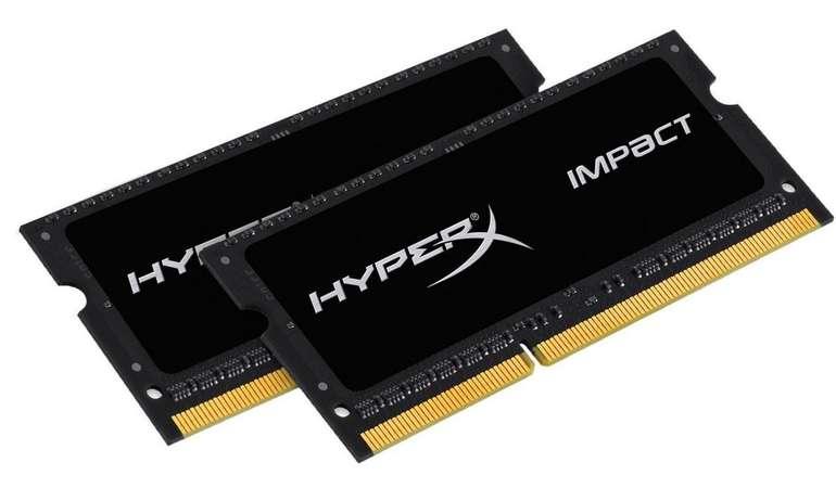 HyperX Impact Arbeitsspeicher SO-DIMM 32 GB DDR4-2666 für 103,65€ inkl. Versand (statt 113€)