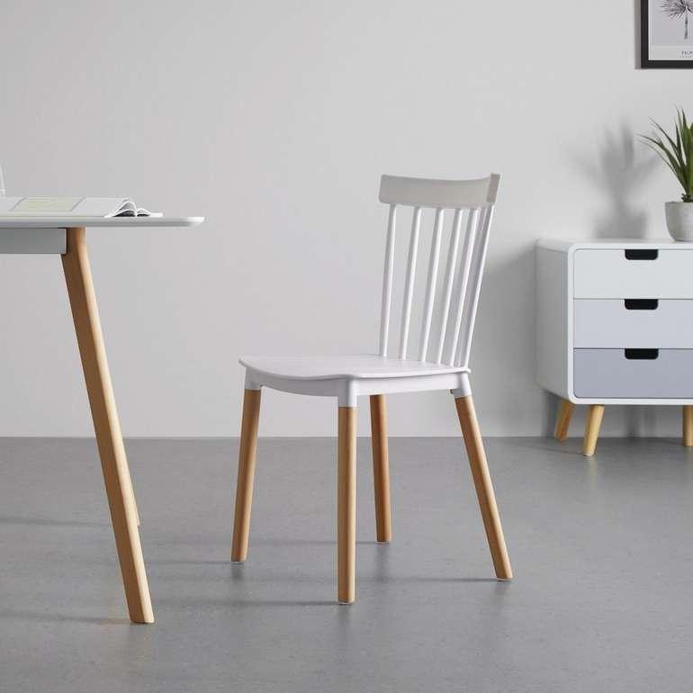 """Bessagi Stuhl """"Celine"""" in 2 Farben für je 26,88€ inkl. Versand (statt 36€)"""