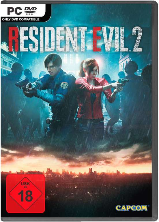 Resident Evil 2 (Remake) für PC für 15€ bei Abholung (statt 26€)