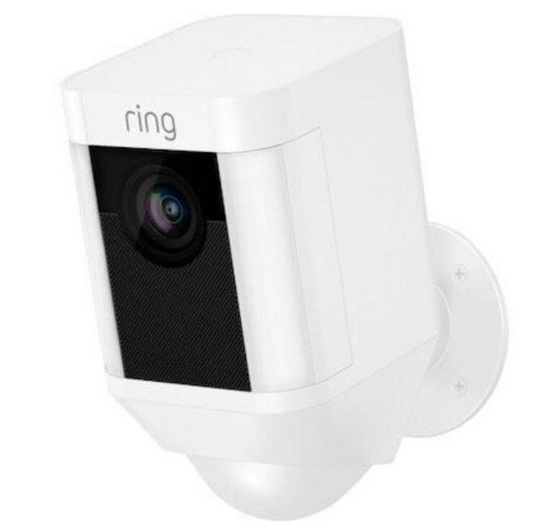 Ring Spotlight IP-Überwachungs Kamera für 149€ inkl. Versand (statt 199€)