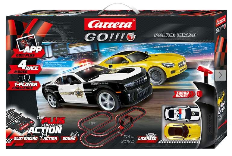 Carrera Go Autorennbahn Police Chase für 54,94€ inkl. Versand (statt 82€)