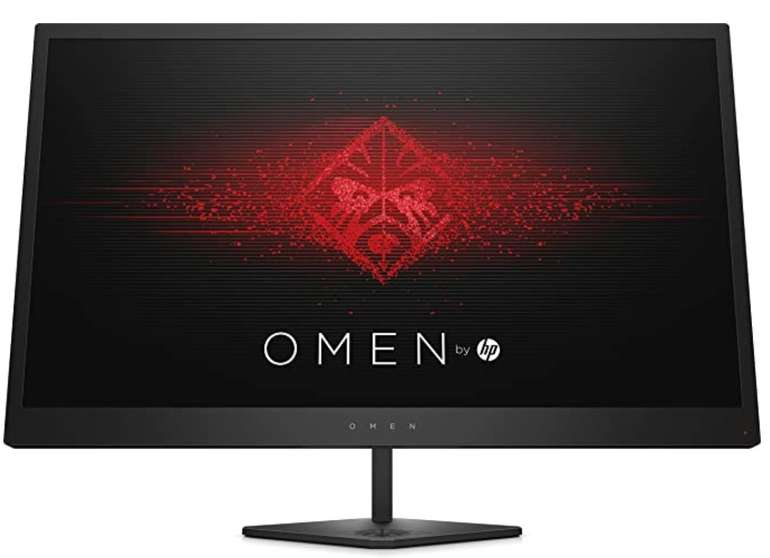 "HP OMEN 27i - 27"" 2K Gaming Monitor (QHD IPS, 165Hz, Adaptive Sync, HDMI, DP, 3xUSB, 1ms) für 341,54€"
