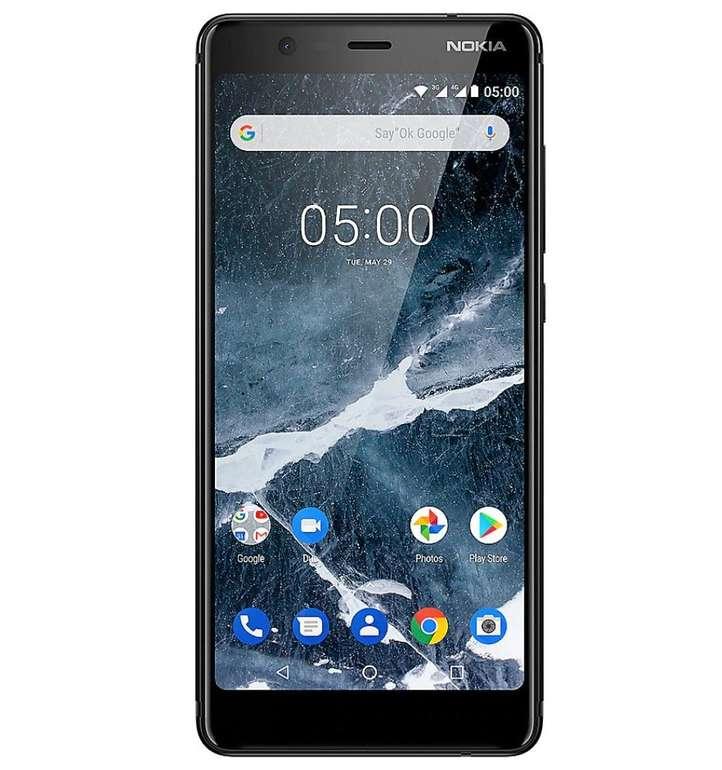"Nokia 5.1 (2018) - 5,5"" Smartphone (32GB, Dual SIM) für 115,99€ inkl. Versand"