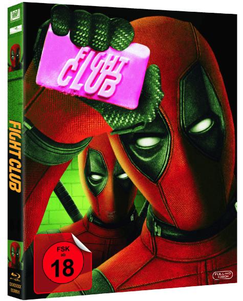 Fight Club (Exklusive Edition) - Blu-ray für 5,99€ inkl. Versand (statt 11€)
