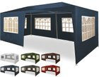 Deuba Pavillon 3x6m mit Seitenwänden in versch. Farben für 58,45€ inkl. Versand