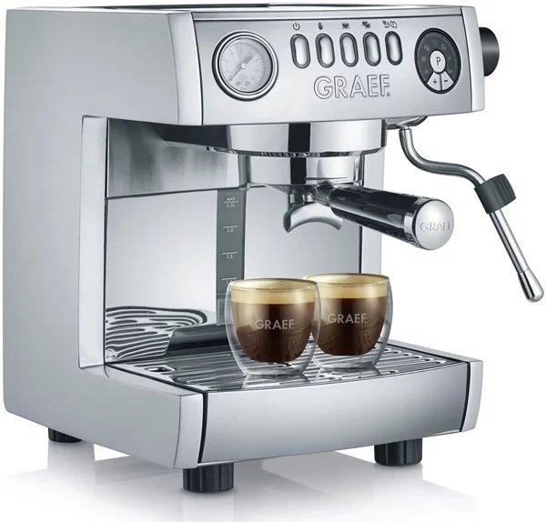 Graef Marchesa ES 850 Espressomaschine für 294,85€ inkl. Versand (statt 399€)