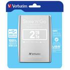 Verbatim Store 'n' Go externe Festplatte mit 2TB für 66,95€ (statt 93€)
