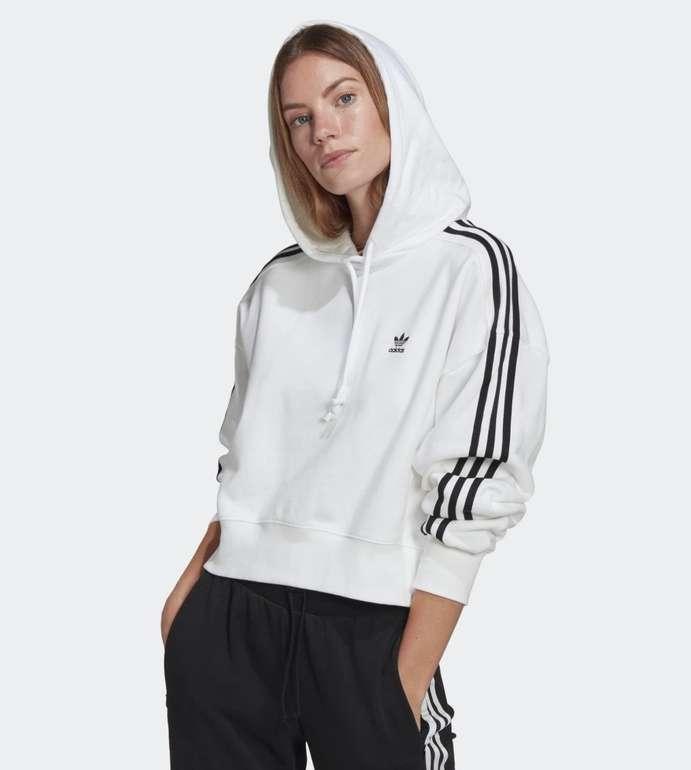 Adidas Originals Adicolor Crop Hoodie für 24,20€ inkl. Versand (statt 40€) - Creators Club