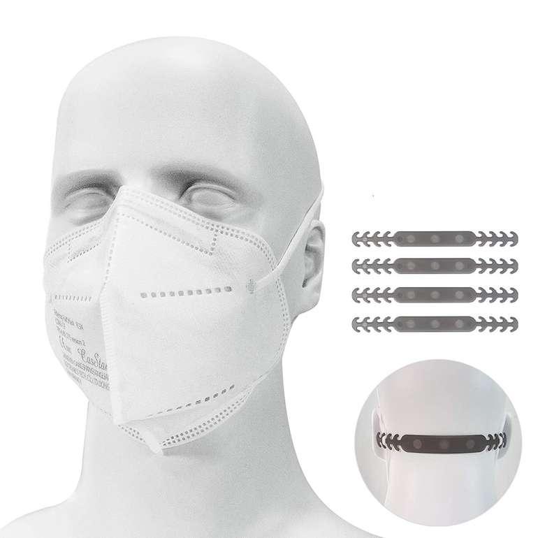 CasStar Atemschutzmasken (20 Stück) für 4,80€ inkl. Prime Versand (statt 16€)