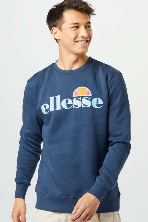 "Ellesse Herren Sport-Sweatshirt ""Brufa"" in Navy für 19,92€ inkl. Versand (statt 44€)"