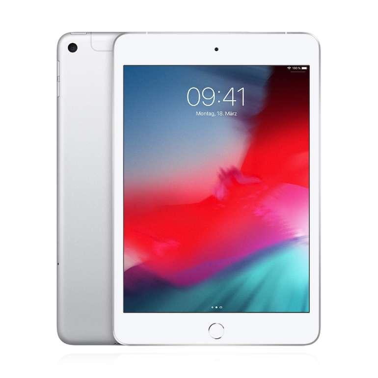Apple iPad Mini (2019) 256GB WiFi + Cellular in Silber für 581,89€ inkl. Versand (statt 659€)