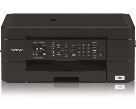 Brother MFC-J491DW 4-in-1 Tinten-Multifunktionsgerät für 79,90€ (statt 97€)