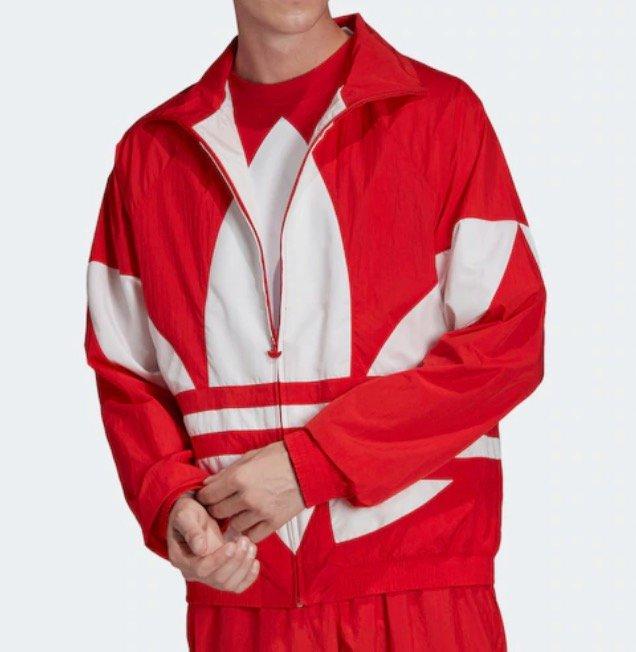 About You bis zu 30% Rabatt auf Jacken + 10% Extra - z.B. Adidas Jacke Big Trefoil für 44,57€ (statt 85€)