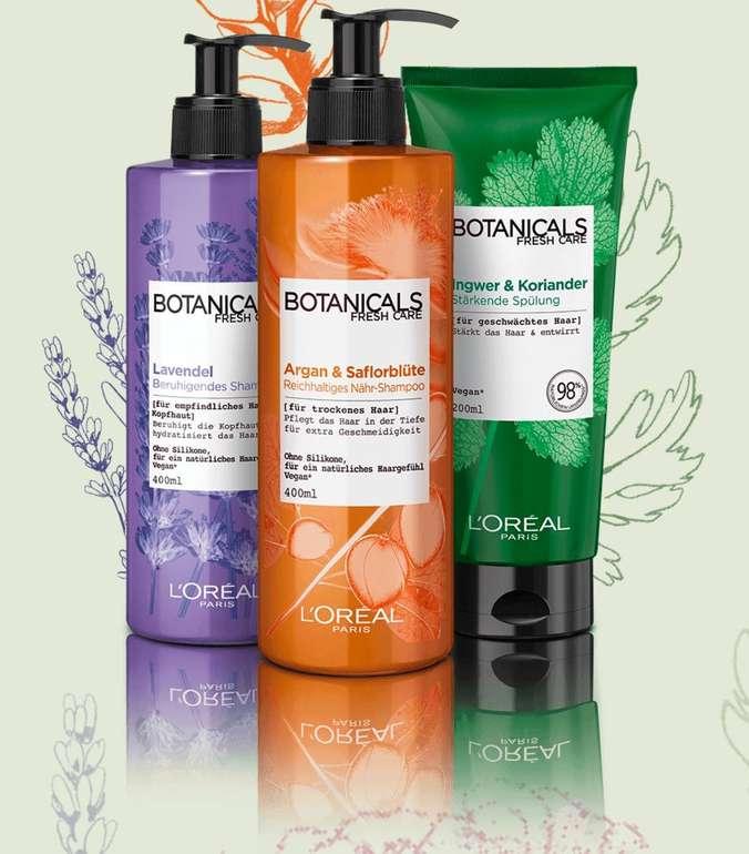2 Produkte der L'Oréal Botanicals Serie kostenlos testen (Wert: 16€)