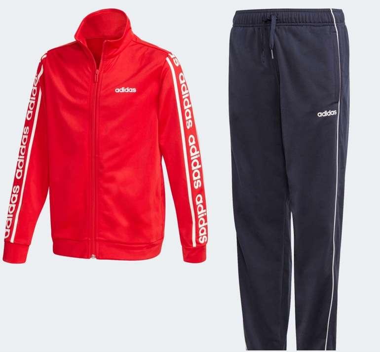 Adidas OSR YB C90 TS Kinder Trainingsanzug für 36,38€ inkl. Versand (statt 50€)
