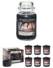 19-tlg. Yankee Candle Duftkerzen-Set (Kerze, 12 Teelichter, 6 Votivekerzen) 20€