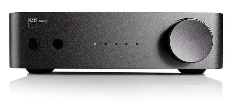 NAD AMP 1 Stereo-Verstärker mit Chromecast für 355€ (statt 440€)