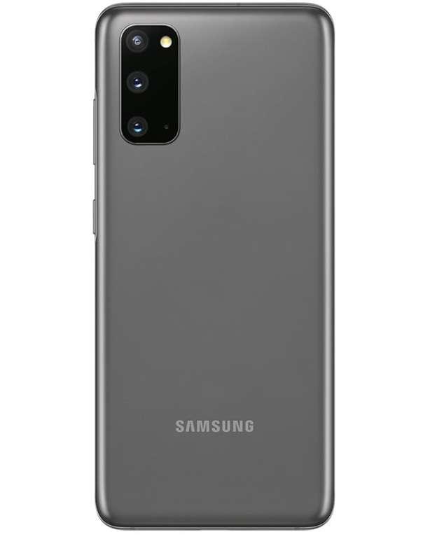 Samsung Galaxy S20 (4,82€) + mobilcom-debitel Telekom green Allnet Flat mit 18GB LTE für 31,99€ mtl.