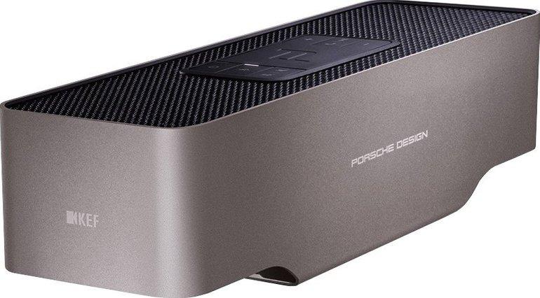 KEF Porsche Design Gravity One Bluetooth-Lautsprecher für 135,90€ inkl. Versand