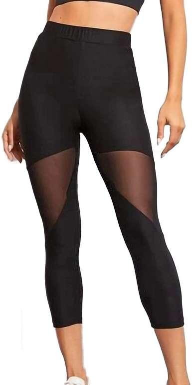 Roselan verschiedene Damen Mesh Leggings ab 5,70€ inkl. Versand (statt 7€)