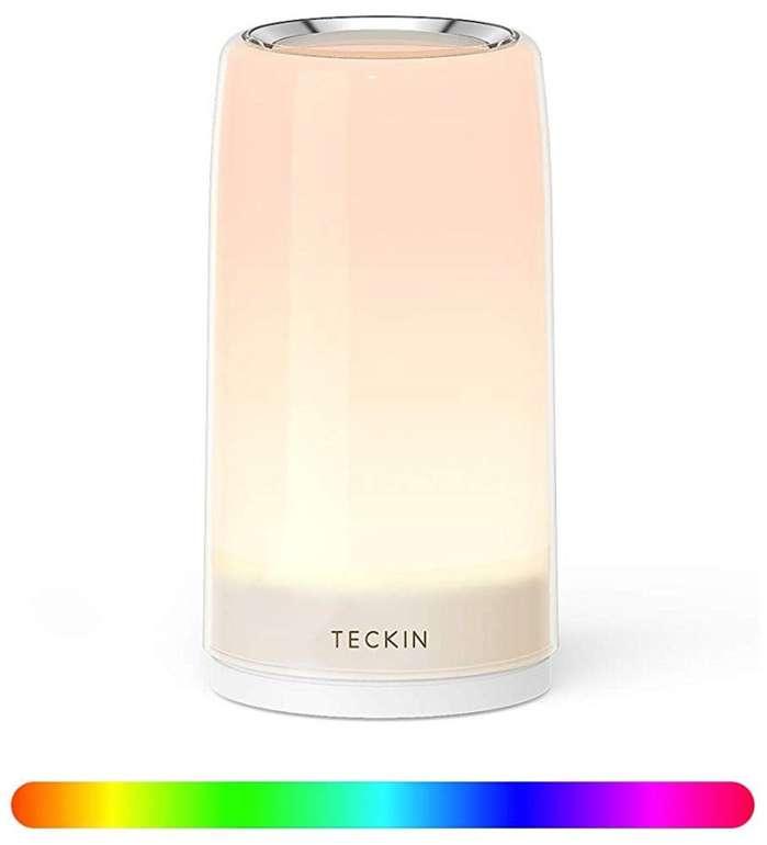 Teckin DL31 - Dimmbare Touch-LED-Nachttischlampe für 18,26€ inkl. Versand (statt 29€)