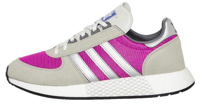 adidas Marathon Tech Sneaker in Trance Cargo für 42,98€ inkl. VSK