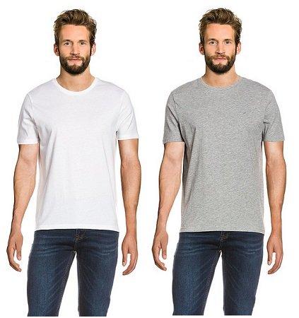 Daniel Hechter T-Shirts aus weichem Baumwolljersey in 4 Farben für je 9,99€ inkl. VSK