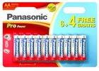 10 Stück: PANASONIC LR6PPG/10BW AA Mignon Batterie für 1,99€ inkl. Versand!
