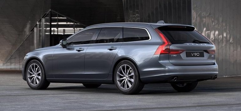 Volvo V90 D5 AWD Geartronic Momentum Pro Leasing 2