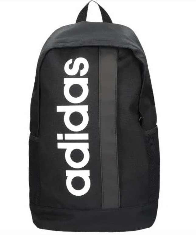 Adidas Linear Core Unisex Rucksack für 14,97€ inkl. Versand (statt 22€)