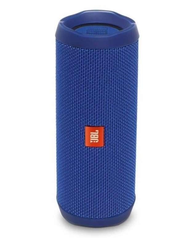JBL Flip 4 Bluetooth-Lautsprecher in blau für 69€ inkl. Versand (statt 90€)