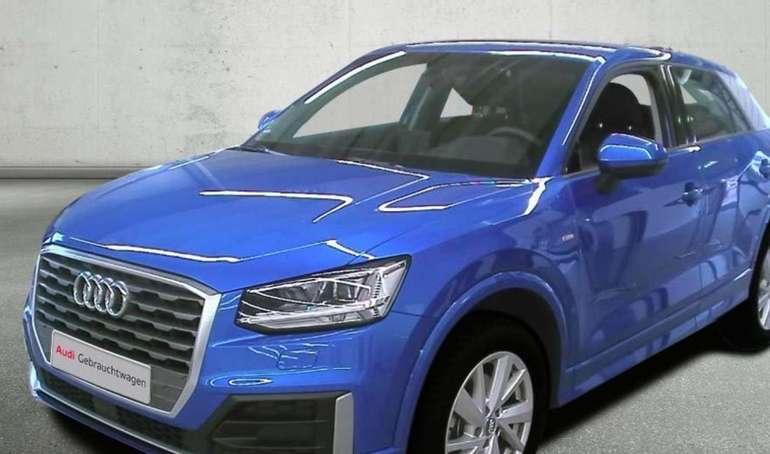 Audi Gebrauchtwagen-Wochen bei LeasingMarkt - z.B. Audi Q2 Sport S line mit 150 PS ab 189€ mtl. (LF: 0,43)