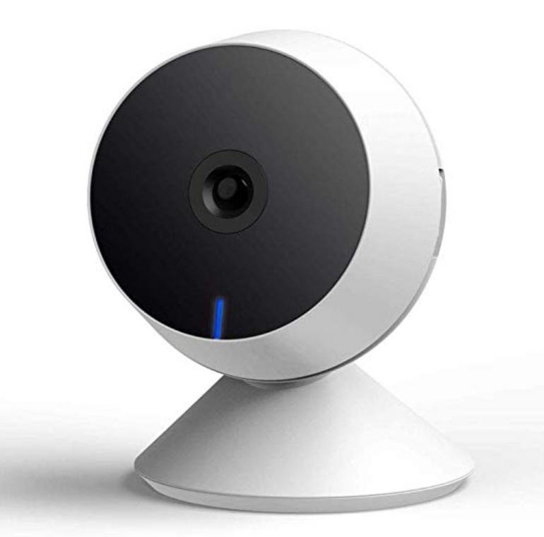 Panamalar Indoor WLAN Kamera mit Alexa Steuerung & Nachtsicht für 27,99€