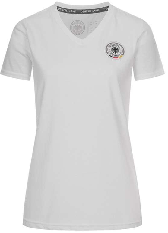 DFB Deutschland Fanatics Damen T-Shirt für 13,94€ inkl. Versand (statt 20€)