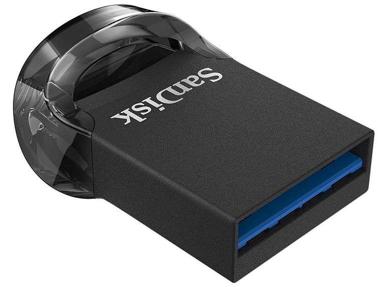SanDisk Ultra® Fit USB Stick 128GB für 17€ inkl. Versand (statt 22€)