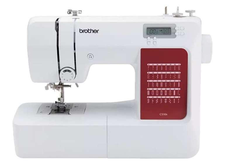 Brother CS10S Computer-Nähmaschine, 1-stufig für 164,33€ inkl. Versand (statt 189€)