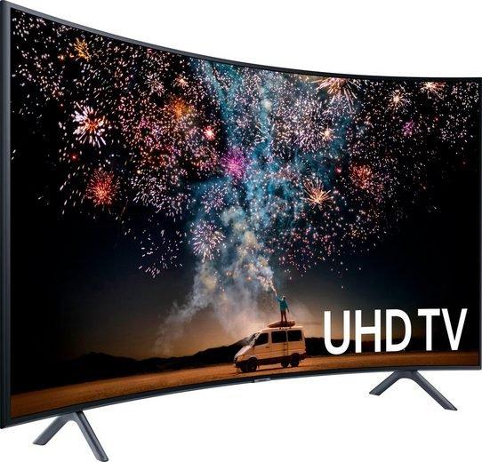 "Samsung UE65RU7379 Curved-LED-Fernseher (65"", 4K Ultra HD, Smart-TV) für 701,15€"