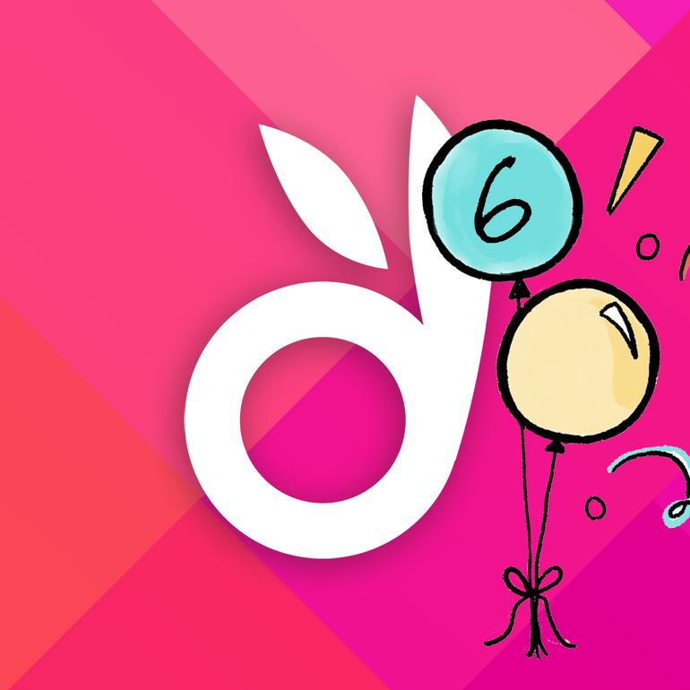 6 Jahre dealbunny.de - dealbunny feiert Geburtstag